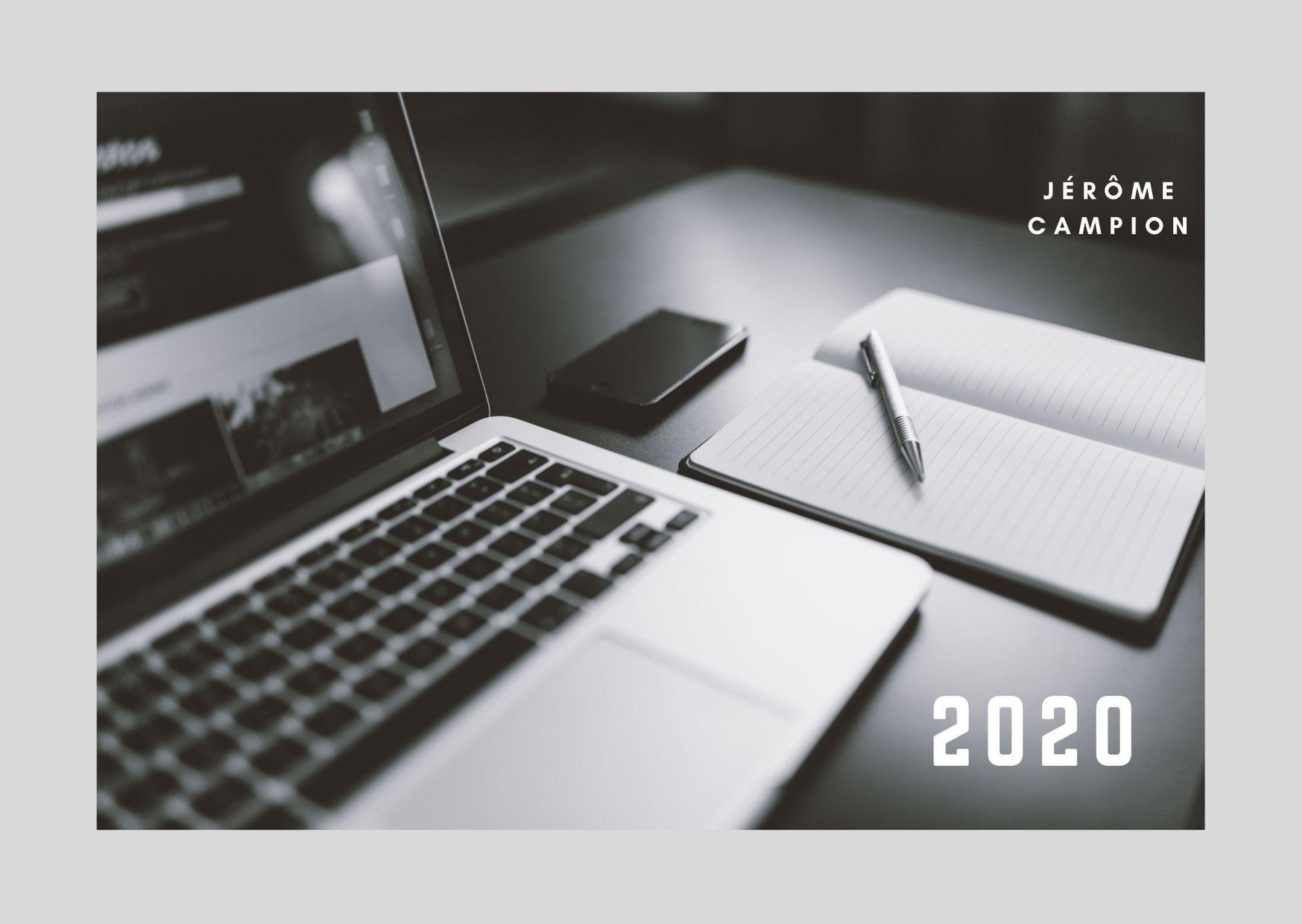 2020 - Jérôme Campion