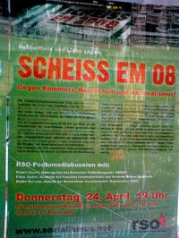 Plakat in Wien... April-Mai 2008