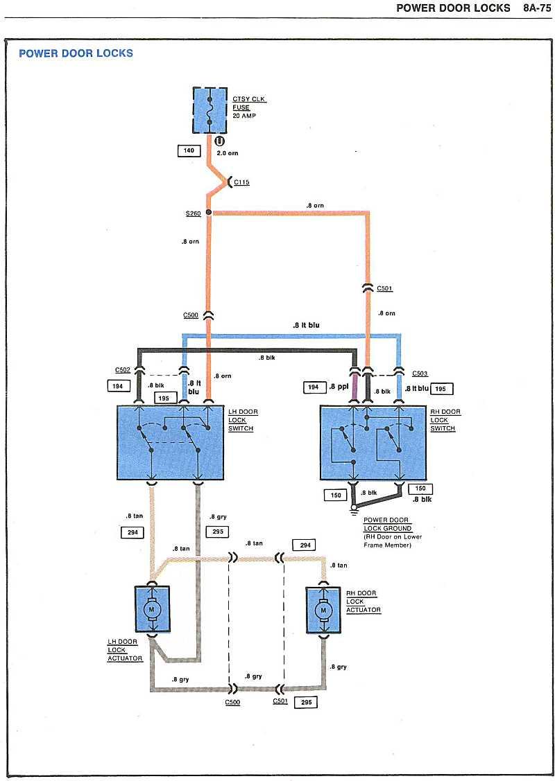 1973 cadillac wiring schematics