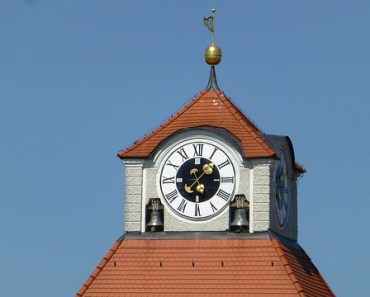 bavaria- clock tower