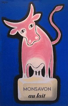 La vache Monsavon (Savignac)