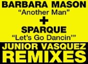 """Barbara Mason, """"Another Man"""" & Sparque, """"Let's Go Dancin"""" (Carrano)"""