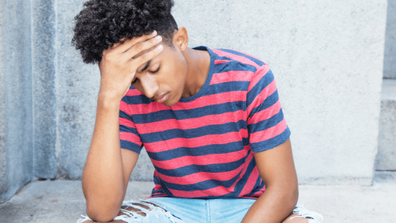 WHEN DEPRESSION STRIKES YOUR TEENAGER