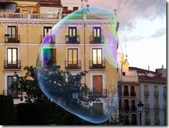 introverti dans sa bulle