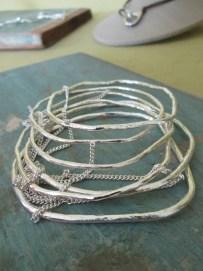 A beautiful bracelet by Sheila