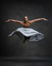Sean Aaron Carmon. Principal Dancer, Alvin Ailey American Dance Theatre.