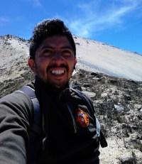 A 300 mts de la Cumbre (4645 m))