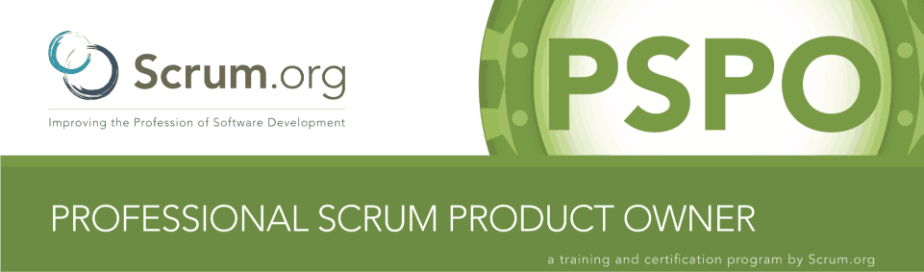 Professional Scrum Product Owner
