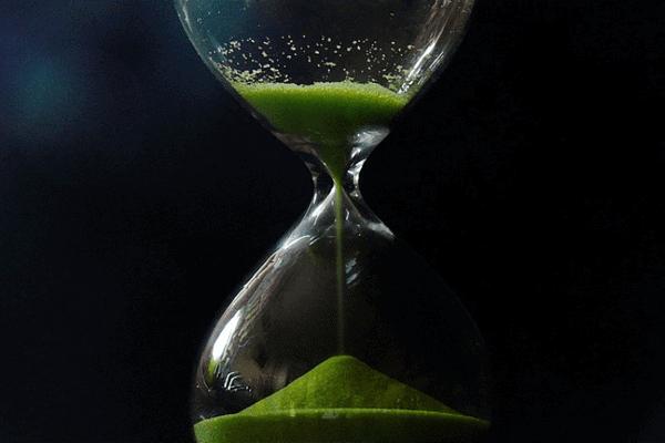 Sand clock photo