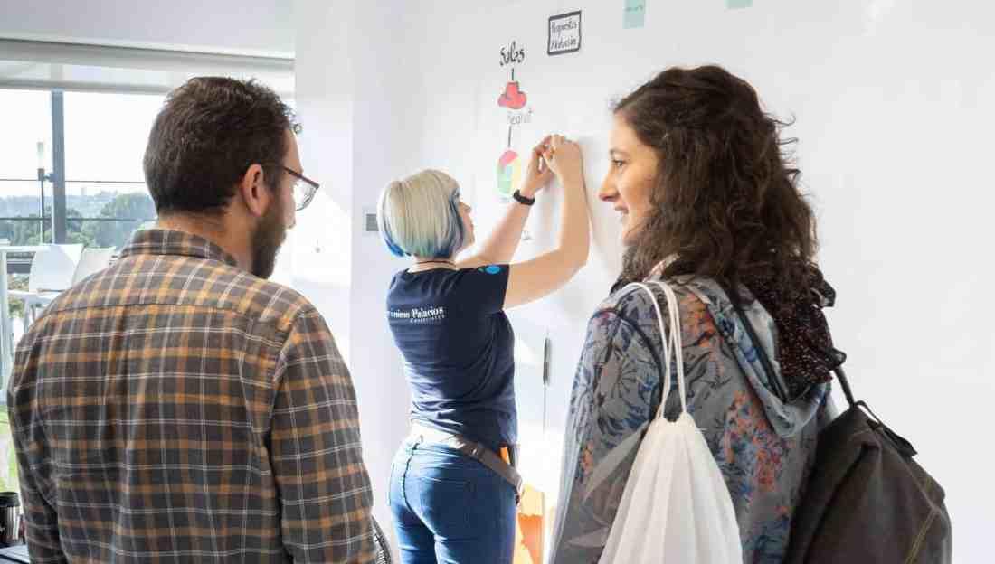 Creando la Agenda Visual del Paradigma Open Space