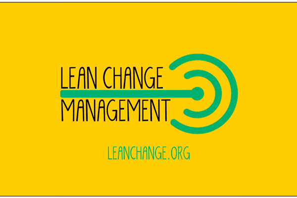 Lean change management para el cambio organizacional