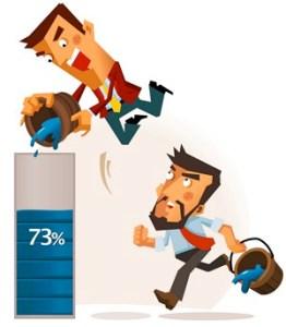 evitar de usar los okrs para medir el rendimiento individual de los empleados