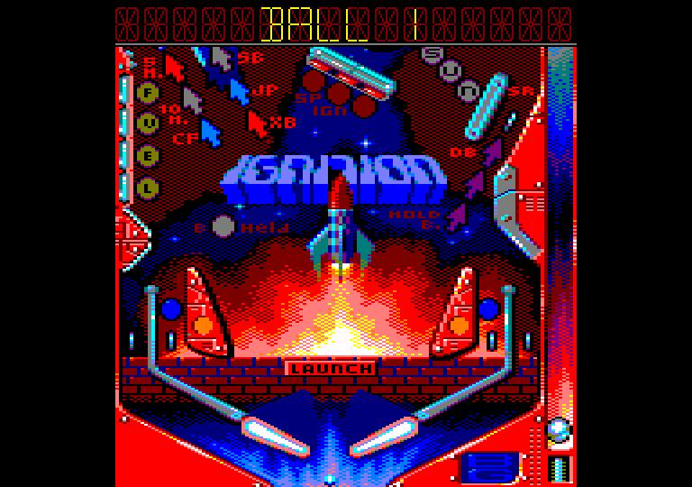 Amstrad CPC, Pinball Dreams