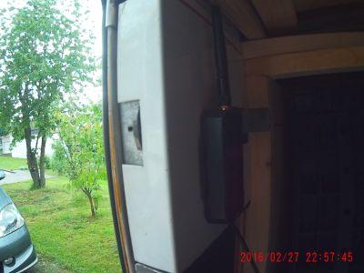 Amerikanischer Kühlschrank Old School : Amerikanischer schulbus umbau erste modifikationen retro camper