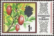 Trinidad & Tobago - Cocoa, Theobroma cacao
