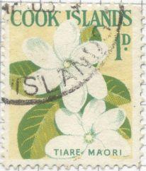 Cook Islands - Gardenia taitensis, Tiare