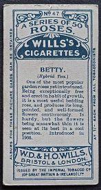 Rose, Betty