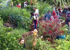 It's a pleasure being surrounded by enthusiastic gardeners