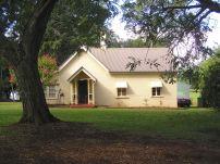 A model Caretaker's lodge, Ormiston House