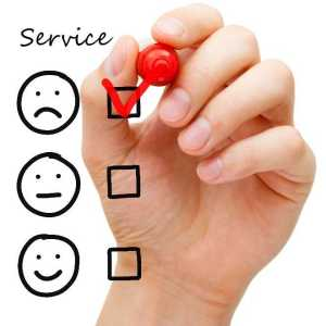 Bad Customer Service destroys trust