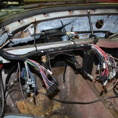 2 Way Dimmer Wiring Diagram 2006 Kenworth T800 Ac Body Off Restoration Of 1964 Corvette Coupe – Part 27 | Jerry Forthofer's Car Blog