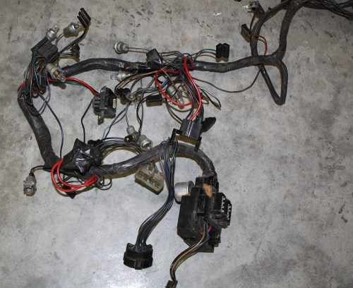 small resolution of 1964 corvette wiring harness