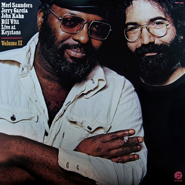 Jerry Garcia and Merl Saunders Albums  Jerry Garcia