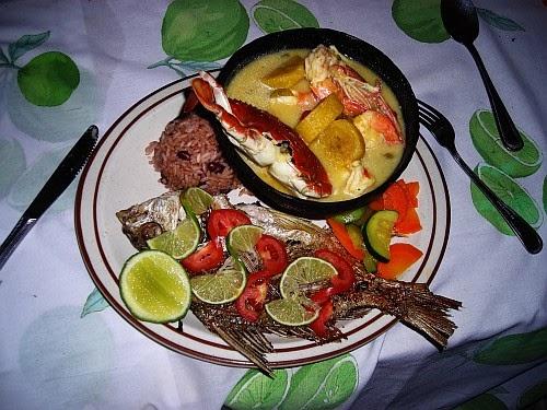 Gastronomia Garifuna  Los Garifunas
