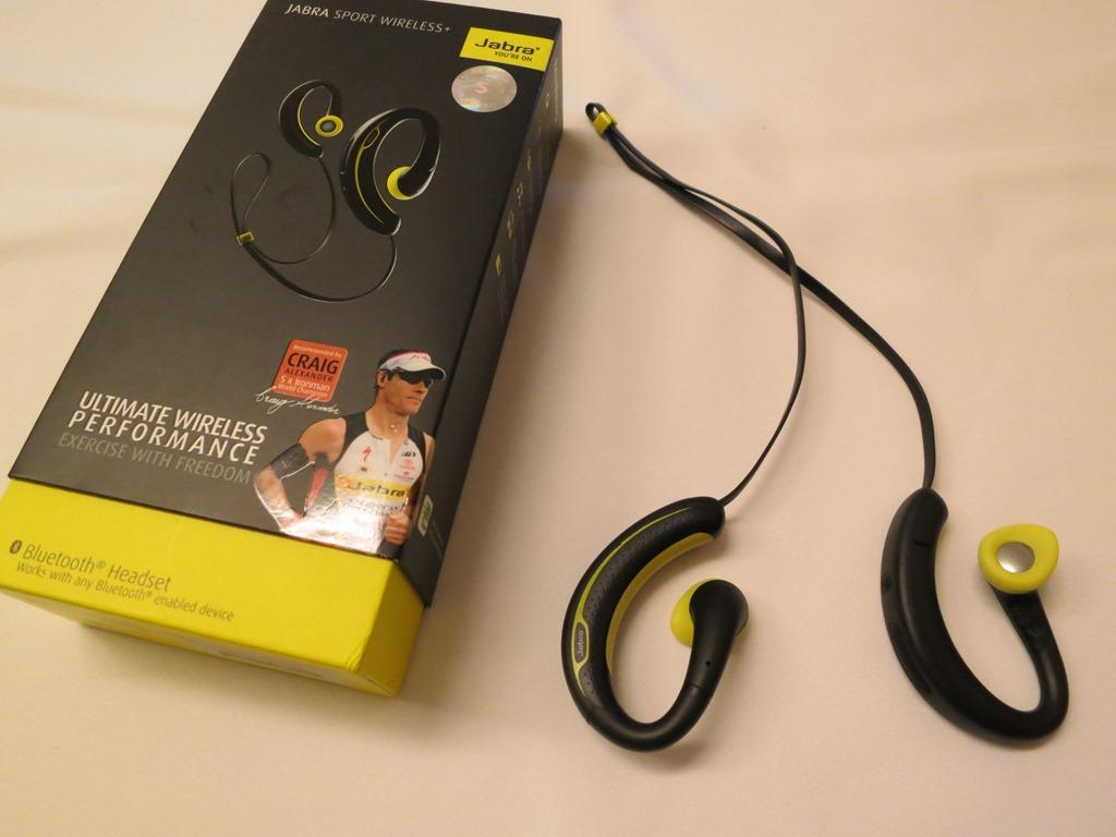 慢跑推薦藍芽耳機 Jabra Sport Wireless+ | JerryHSU's Place