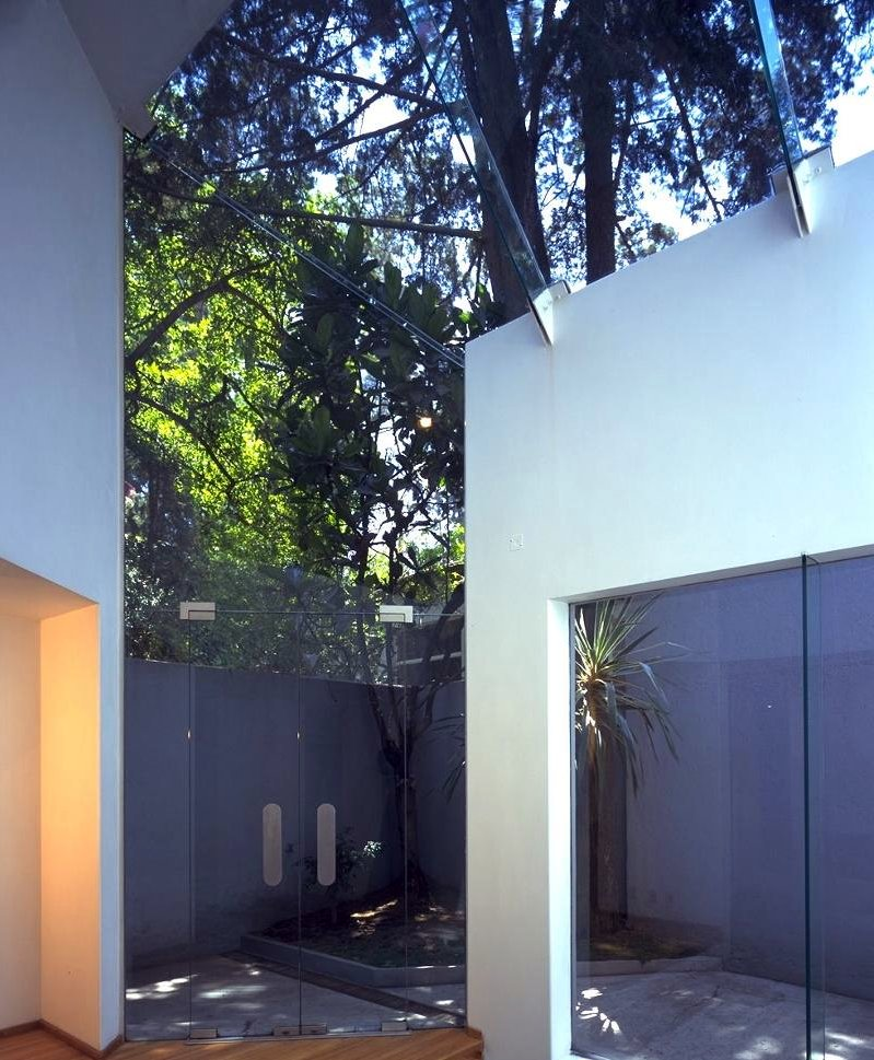 casa lila home architecture. glass townhouse design jerry jacobs