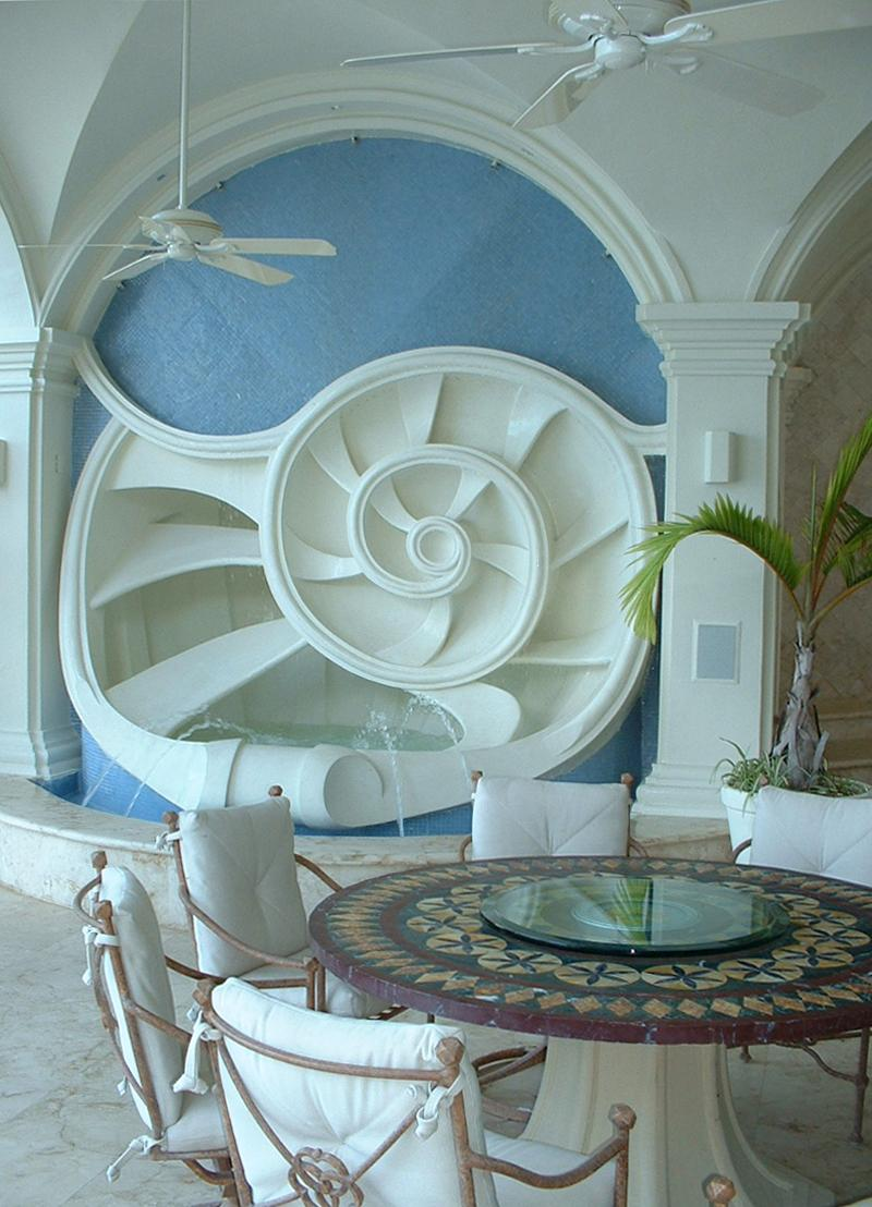 Fountain Jerry Jacobs Design