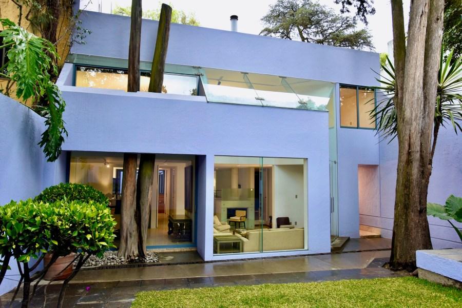 Casa Lila home architecture mexico city