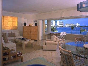 Vacation Condo Interior Design Cancun