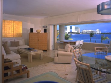 Vacation Condo Interior Design Cancun