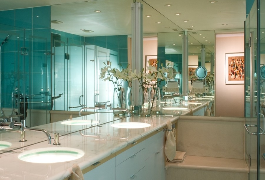 Contemporay Bathrooms