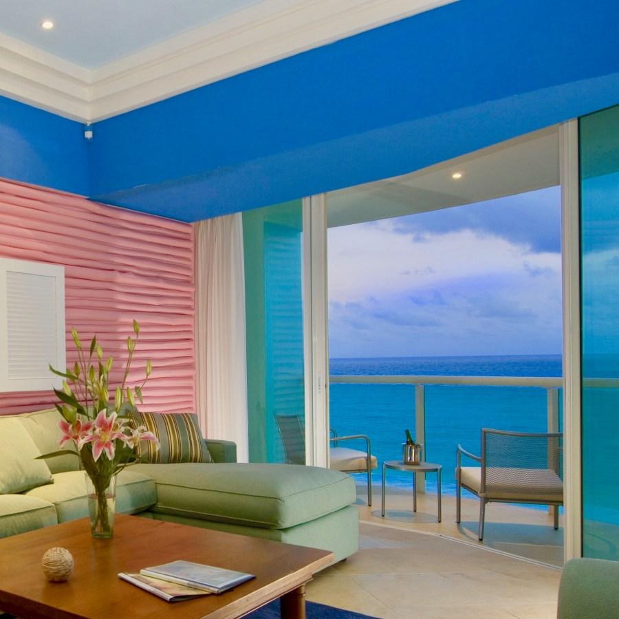 Tropical Style Interior design