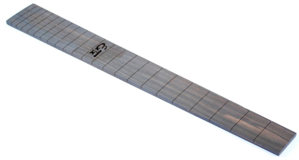 ebony fingerboards are sustainably challenged