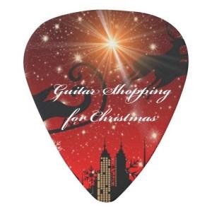 guitar shopping for christmas