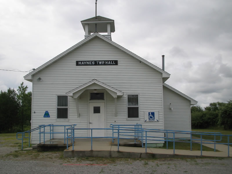 Johnson Schoolhouse, 2003