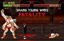 Mortal Kombat II Fatality