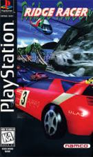 Ridge Racer was key to the PlayStation's North American launch.