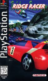 Ridge Racer was important to the PlayStation's US launch in 1995