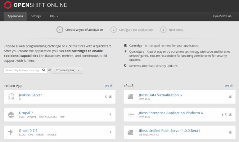 op1 - [教學] 在 Openshift 上架設 WordPress+自訂域名