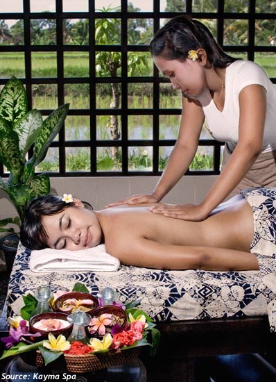 Kayana Spa Ubud Bali