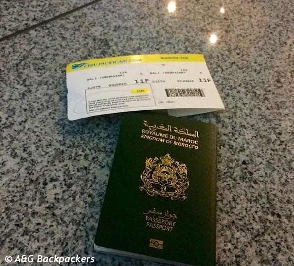 voyage maroc sans passeport