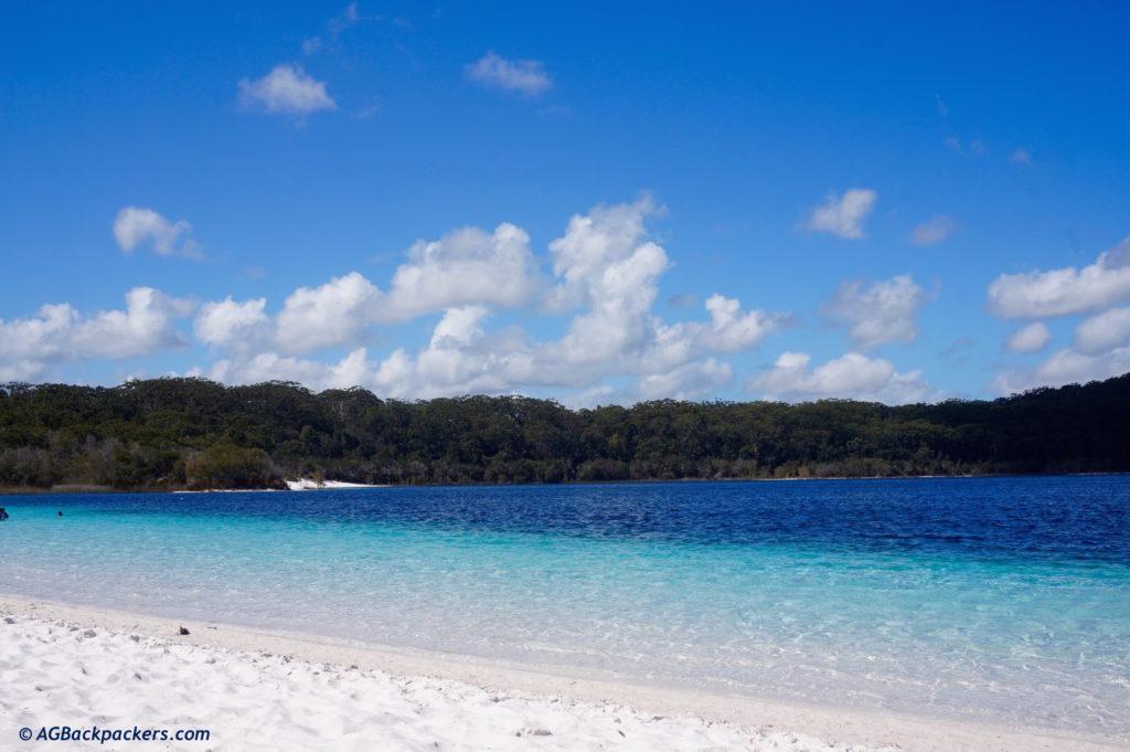 Lake Mac Kenzie Fraser Island Australie