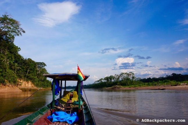 Madidi Jungle Lodge Amazonie Bolivie