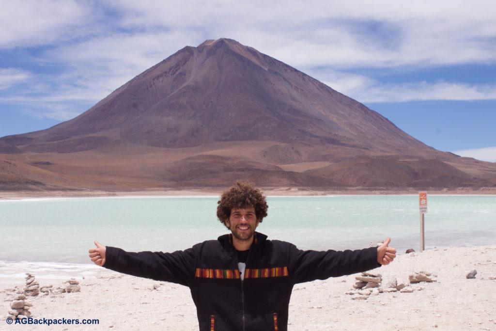 Laguna Verde Sud Lipez Uyuni Bolivie