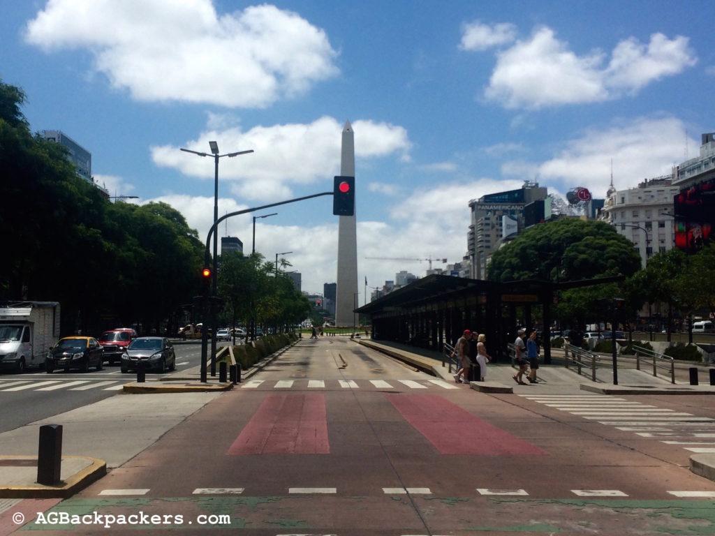 Buenos Aires (A)Obelisco