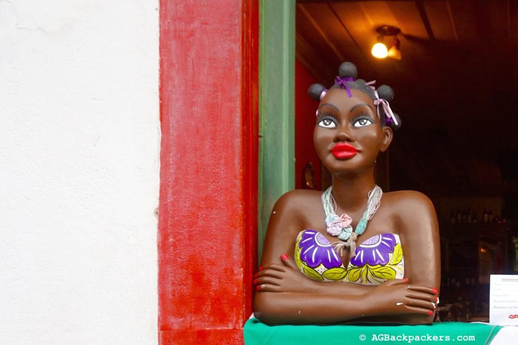 Paraty Lady - Rio de Janeiro Brésil